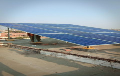 Mounting Structure On Grid Solar Power System