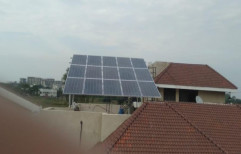 Mounting Structure On Grid Solar Power Systems, For Commercial