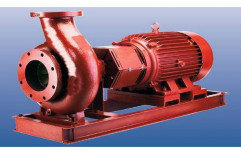 Multi-Stage Cast Iron Industrial Centrifugal Water Pump