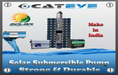 Multi Stage Pump DC Powered Solar DC Submersible Pump 1 HP