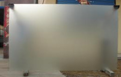 Multicolor Frosted Glass, For Office, Thickness: 4mm - 12mm