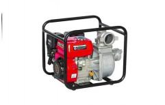 NAVKAR ENGINE 6.5 Hp PETROL WATER PUMPSET, 2 - 5 HP, Model Name/Number: Nec - 3030 P