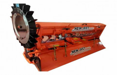 New Jeet Mild Steel Seed Drill, For Agriculture, Size: 6 Feet