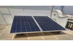 Off Grid Solar Panel System, Capacity: 25 Kw
