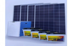 On Grid Solar Home Power System