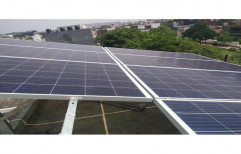 On Grid Solar Rooftop Power Plant, For Residential, Capacity: 1-500 Kw