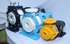 Polypropylene Chemical Pump