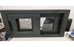 Powder Coating Aluminium Sliding Window