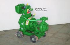 Prem 5 Hp Diesel Water Pumpsets, 5 Hp
