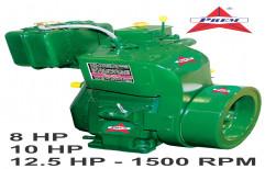 Prem Single Cylinder Air Cooled Diesel Engine, Number Of Cylinder: 1