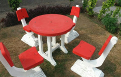 RCC 4 Seater Table