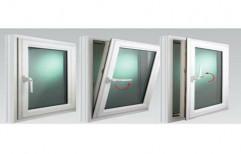 Rehau UPVC Tilt Turn Window