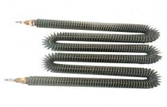 S.s Finned Tubular Air Heaters