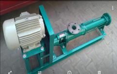 Screw Type Slurry Pumps