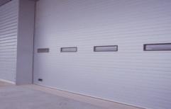 Sectional Door Industrial Use