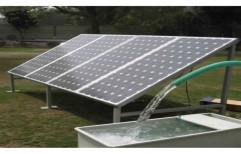 Shobhaglobs Agricultural Solar Water Pump, 2 - 5 HP