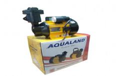Single Phase Aqualand 0.5 HP Monoblock Pump, Maximum Discharge Flow: 100 - 500 LPM