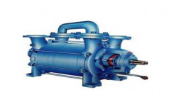 Single stage Belt Drive Rotary Vane Pumps Water Vacuum Pump, For Automotive