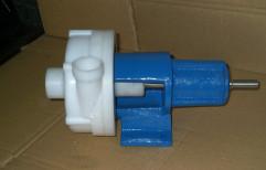 Single Stage Poly Propylene Centrifugal Pumps