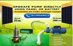 SM 370 Solar DC Pump, 0.1 - 1 HP
