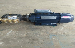 Sparkle & Shine 7.5 Hp High pressure, For Industrial