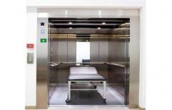 SS Automatic Door Hospital Elevators
