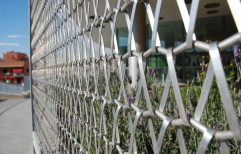 SS Metal Facade, Design/Pattern: Mesh
