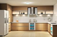 Stainless Steel Modular Kitchen, Warranty: 5-10 Years