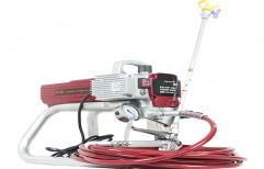 Taruu Airless spray painting machine, For Paint Spraying, Automation Grade: Automatic