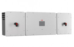 Three Phase ABB 50 kW Solar On Grid System, Power Factor: 0.8