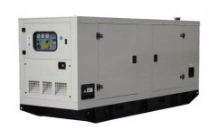 Three Phase Air Cooling 40 KW Sound Proof Power Generator, 220 - 415 V