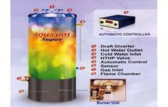 Unisol Aquahot Storage Type Gas Water Heater, Warranty: One Year