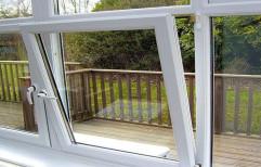 UPVC Tilt And Turn Window for Home