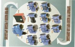 Semi-Automatic Vacuum Pumps, Capacity: Up To 0.25 Hp, 1440