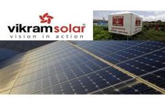 Vikram Solar Panel, 24 V for Residential And Commercial