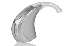 Visible BTE Hearing Aid, Behind The Ear, Above 6