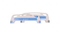 White,Blue ABS Head & Leg Bed Bows