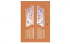 Wood Designer Wooden Doors, Thickness: 30 Mm