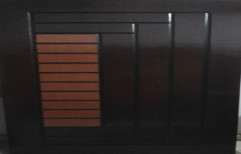 Wooden Teak Ply Door