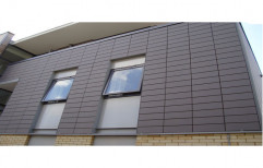 WPC Wall Cladding, Size: Large (12 Inch X 12 Inch) ,Thickness: 20-25 mm