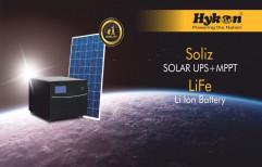 Y HYKON SOLAR INVERTER, Capacity: 1000