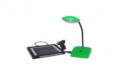 0.38 W Solar LED Study Lamp, Battery: 3.7 V