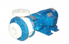 0.5 hp Three Phase PP Monoblock Pumps, Maximum Discharge Flow: 100 - 500 LPM