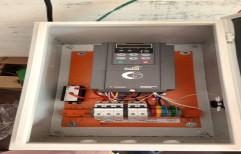1-100hp Qorx Crompton Solar Pump Controller, 415 V