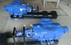 1 to 100 hp Water Ring Vacuum Pump, Max Flow Rate: 10 to 5000 m3/hr