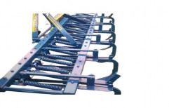 11 Tynes Spring Loaded Cultivator