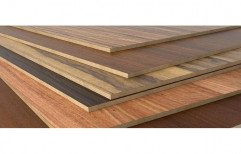 17mm Green Panel Pre Laminated MDF Board, Thickness: 17 Mm