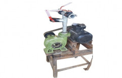 <2000 RPM Single 5 Hp Water Pumps