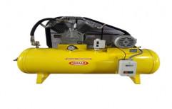 3-4 Hp Vacuum Air Compressors, Capacity: 100-150 Lt