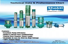 30 Three Phase Submersible Pump, Pump Model: K Type P-type